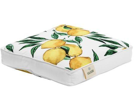 Poduszka na siedzisko Citrus