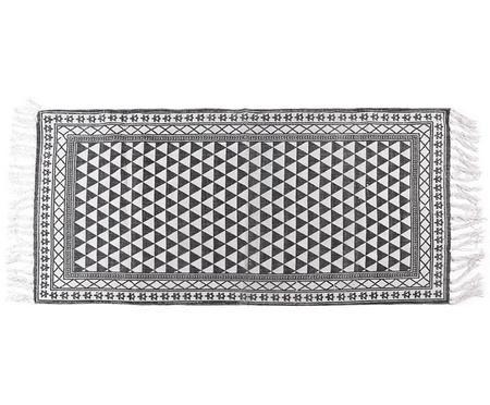 Teppich Kalle mit Dreiecks-Muster