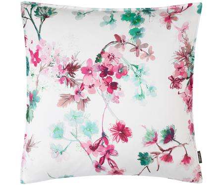 Housse de coussin imprimé floral Fabienne