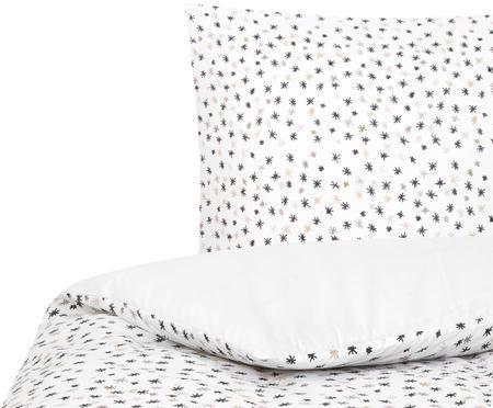 Perkálová obojstranná posteľná bielizeň Happyends