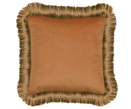 Coussin Fringes