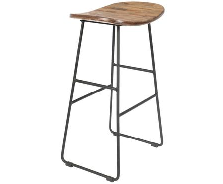 Tabouret de comptoir industriel Tangle