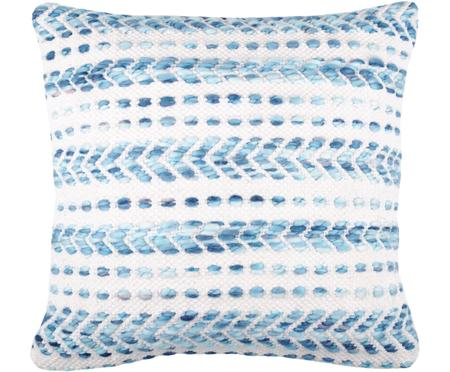 Kissen Knit mit Muster, mit Inlett