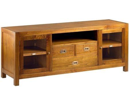 Mueble de TV artesanal Star