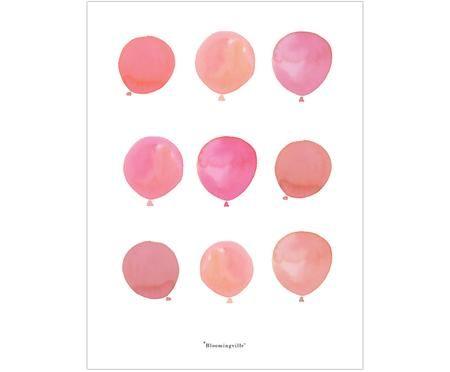 Stampa digitale su carta Rose