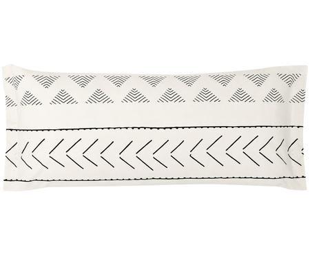 Funda de almohada de percal Kohana