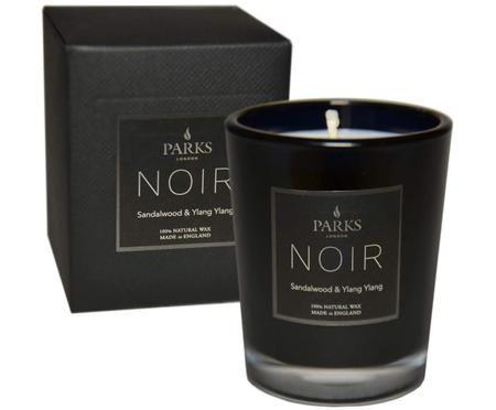 Świeca zapachowa Noir (drzewo sandałowe & jagodlin wonny)