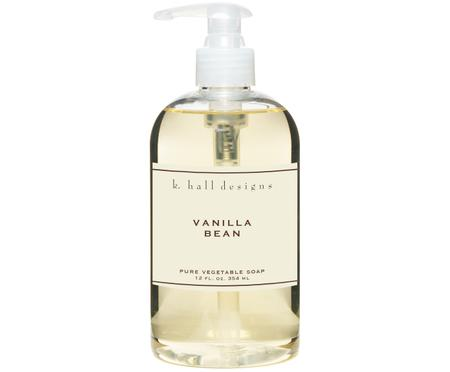 Savon liquide pour les mains VanillaBean (vanille & fève tonka)