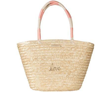 Bolsa de playa Love