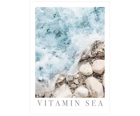 Plakat Vitamin Sea