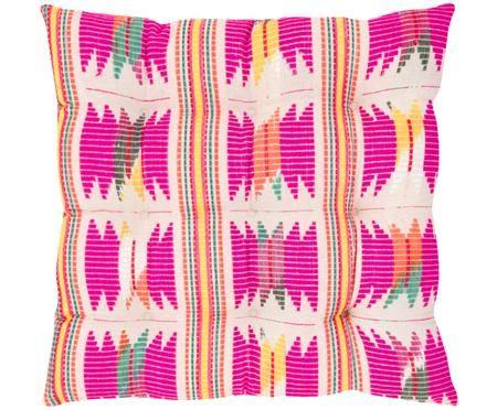 Cuscino sedia ricamato Maria