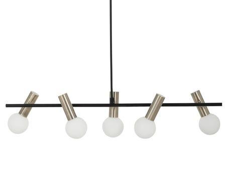 Lampada da tavolo a LED in oro Wilson