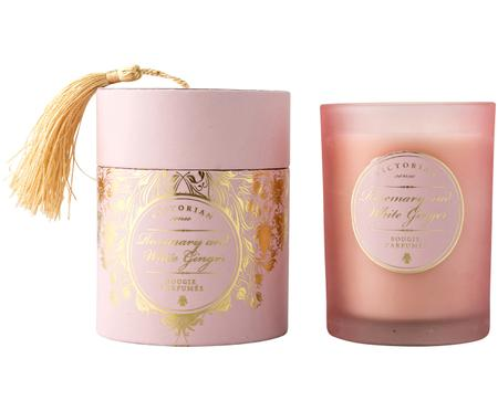 Bougie parfumée Sense (romarin et gingembre blanc)