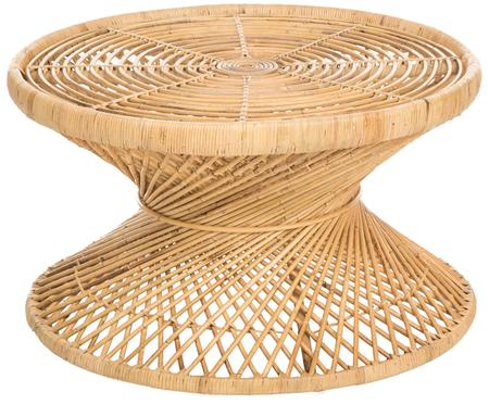 Rotan salontafel Marvel in boho stijl