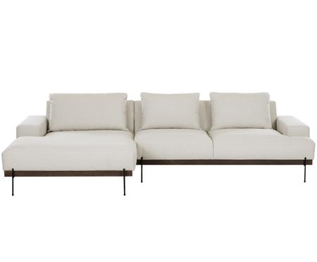 Divano con chaise-longue Brooks