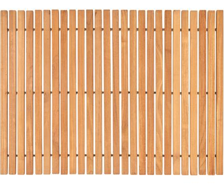 Dywanik łazienkowy z drewna tekowego Anna
