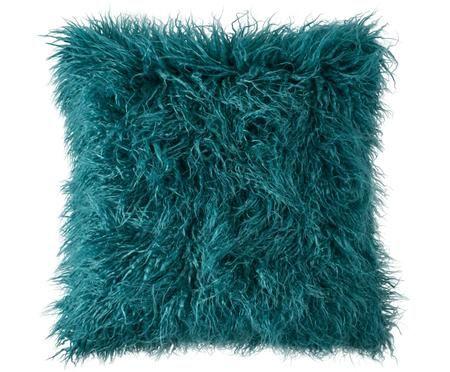 Poszewka na poduszkę ze sztucznego futra Oscar