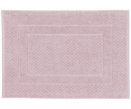Růžový koupelnový kobereček Katharina
