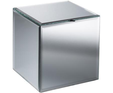 Pudełko do przechowywania ze szkła lustrzanego Elen