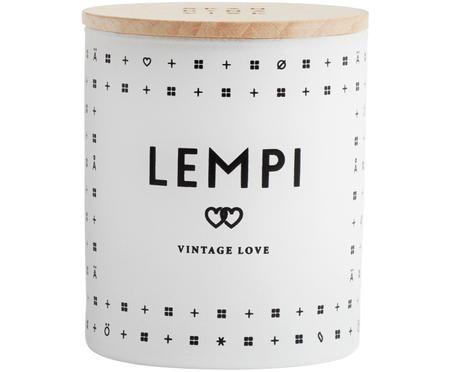 Vonná svíčka Lempi (růže)