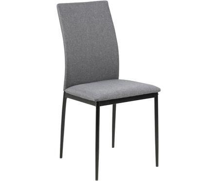 Krzesło tapicerowane Demina