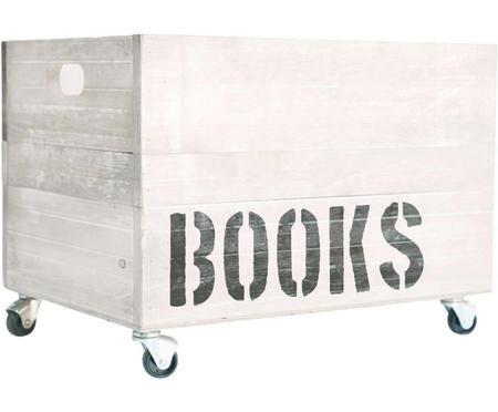 Caja de almacenaje Books