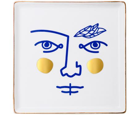 Handgefertigtes Deko-Tablett Janus