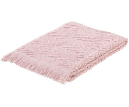 Handtuch Jacqui mit Hoch-Tief-Muster