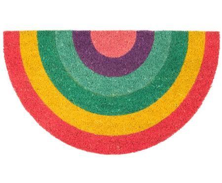 Zerbino in cocco Rainbow