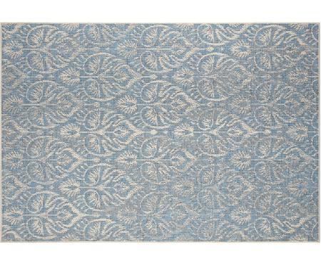 Design In- und Outdoorteppich Choy mit grafischem Muster