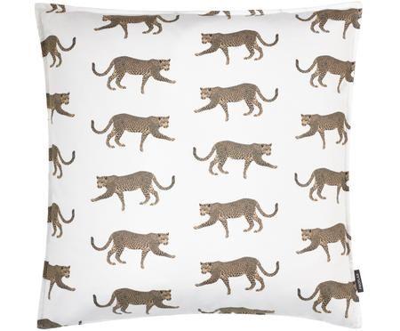 Kissenhülle Tambo mit Leoparden Motiv