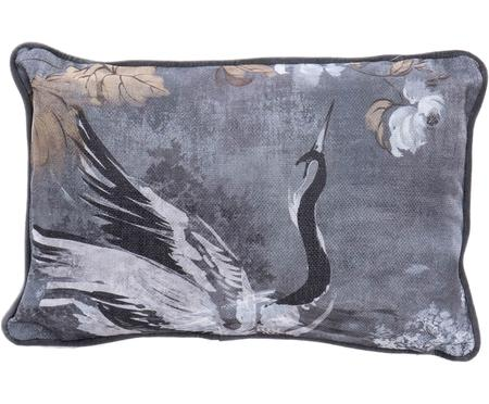 Poduszka z aksamitu z wypełnieniem Coijn