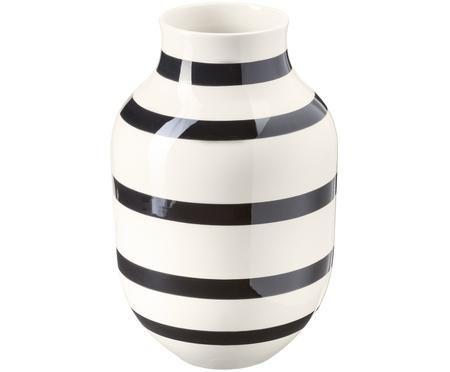 Handgefertigte Design-Vase Omaggio, gross