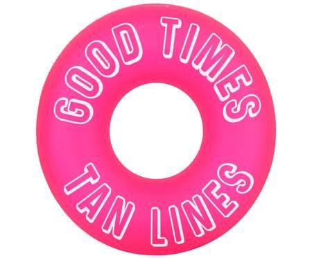 Ciambella mare gonfiabile Good Times