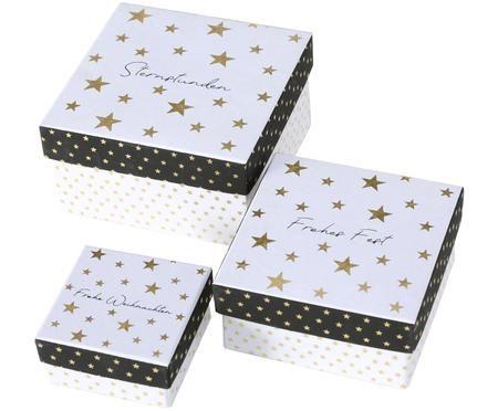 Geschenkboxen-Set Nica, 3-tlg.