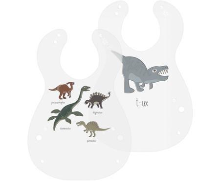 Baby-Lätzchen Dino, 2-tlg.