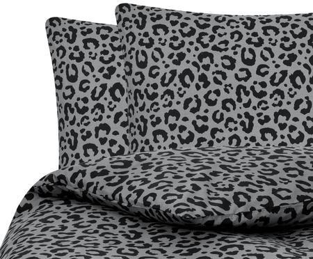 Pościel z perkalu Leopard