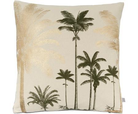 Kussen Palm Trees, met vulling