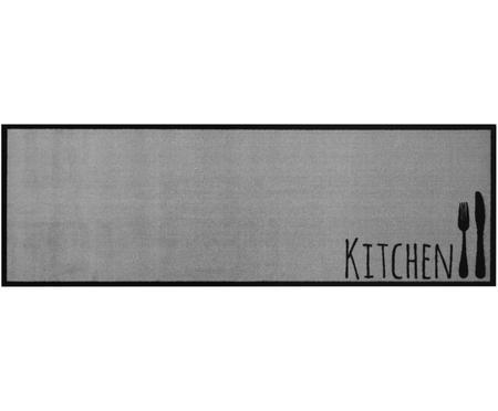 Wasbare keukenloper Kitchen Cutlery, antislip