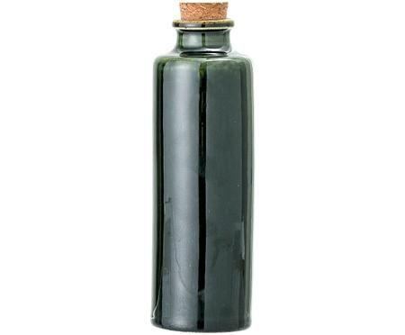 Handgemaakte azijn- en oliekaraf Joelle