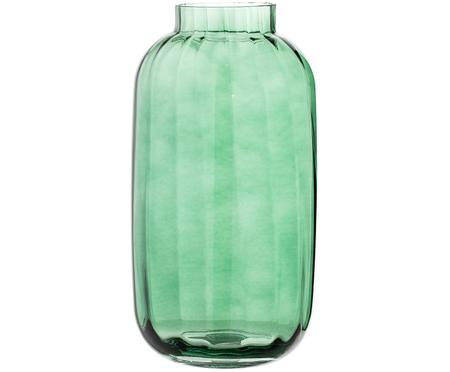 Vase en verre soufflé bouche Stina