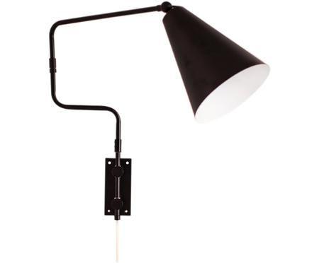 Wandlamp Yukon met stekker