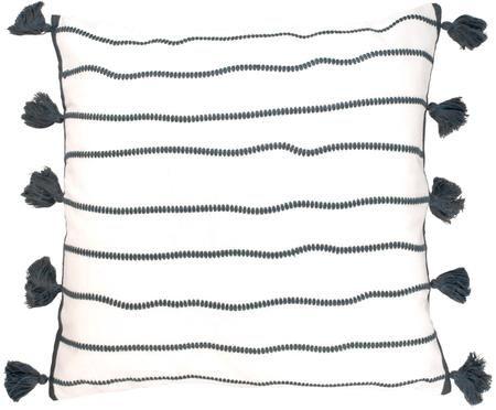 Kissenhülle Blanket mit Quasten
