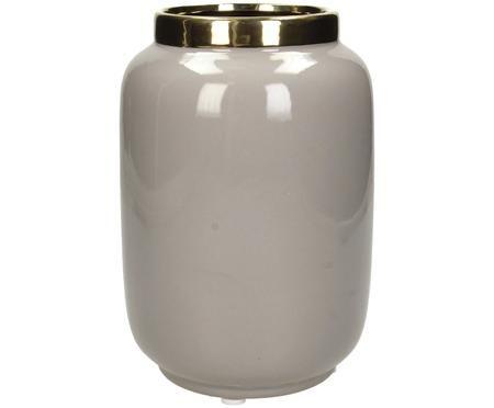 Vase Fritz aus Steingut