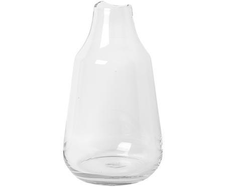 Vase en verre soufflé bouche Argus