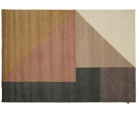 Tapis design en laine, tufté à la main Arguro