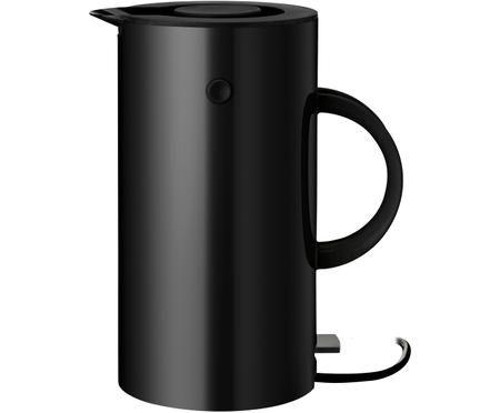 Wasserkocher EM77 in Schwarz glänzend