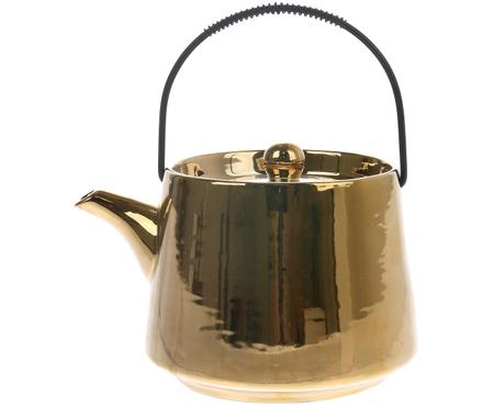 Handgefertigte Teekanne Bold & Basic