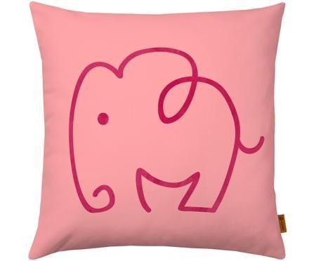 Federa in cotone con elefante Elephant