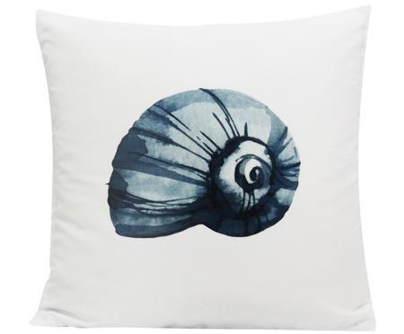 Federa arredo con motivo conchiglia Seashell